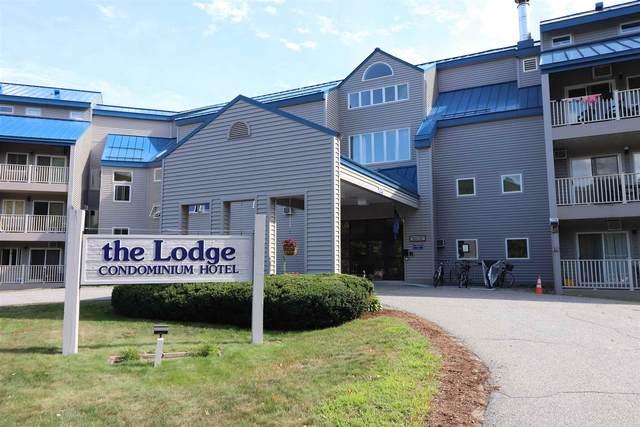 36 Lodge Road C115, Lincoln, NH 03251 (MLS #4822130) :: The Hammond Team