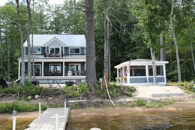 146 Hodsdon Shore Road, Ossipee, NH 03814 (MLS #4822240) :: Keller Williams Coastal Realty