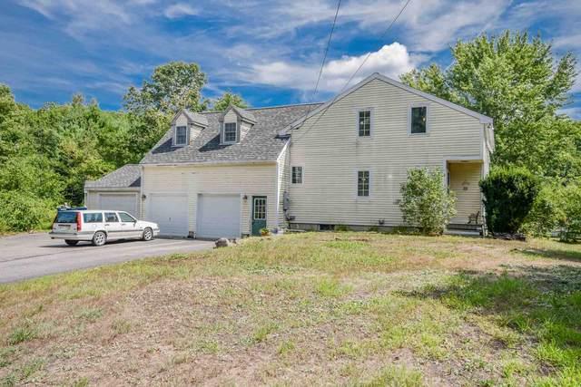 581 Tolend Road, Dover, NH 03820 (MLS #4822297) :: Keller Williams Coastal Realty