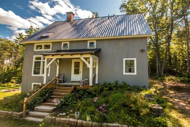 12 Camp Mudjekeewis Road, Lovell, ME 04051 (MLS #4822367) :: Team Tringali