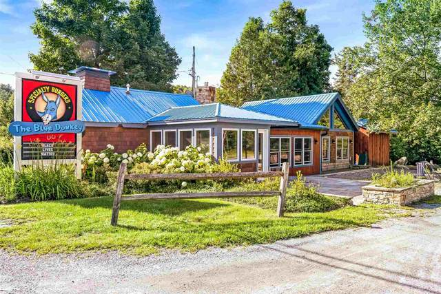 1669 Mountain Road, Stowe, VT 05672 (MLS #4822395) :: The Gardner Group