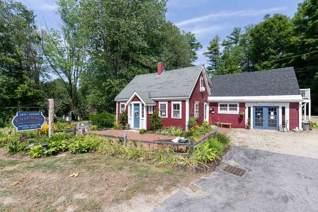 233 Whittier Highway, Moultonborough, NH 03254 (MLS #4822398) :: Team Tringali