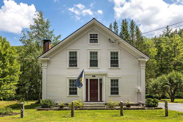 372 121 East Street, Grafton, VT 05146 (MLS #4822494) :: The Gardner Group