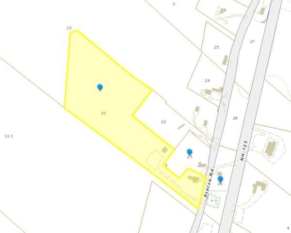 88 Pierce Road, Barrington, NH 03825 (MLS #4822684) :: Signature Properties of Vermont