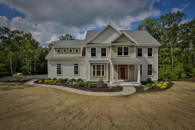 2 Clover Hill Way, Brookline, NH 03033 (MLS #4822909) :: The Hammond Team