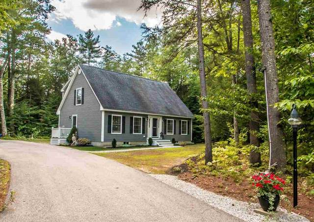 5 West Side Woods Road, Bartlett, NH 03812 (MLS #4822922) :: Parrott Realty Group