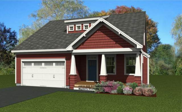 Lot 22 Constitution Way Lot 22, Rochester, NH 03867 (MLS #4822940) :: Keller Williams Coastal Realty