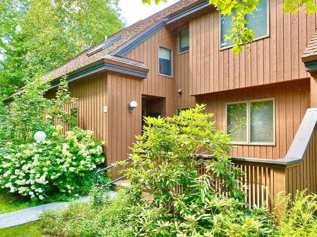 85 Duck Road #68, Stowe, VT 05672 (MLS #4823915) :: Keller Williams Coastal Realty