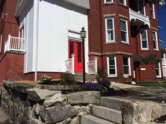 119 Walnut Street #4, Manchester, NH 03104 (MLS #4823936) :: Lajoie Home Team at Keller Williams Gateway Realty