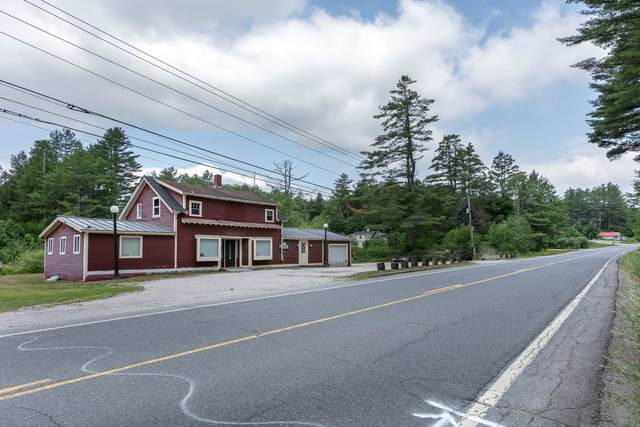 3928 Vt Route 11 Highway, Londonderry, VT 05148 (MLS #4824192) :: Parrott Realty Group