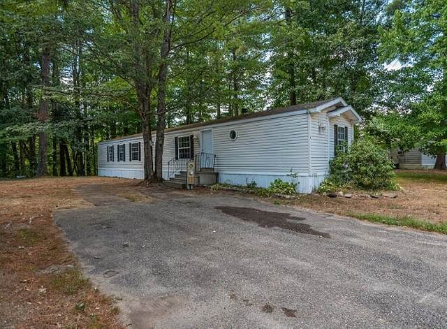 4 Silver Bell Mobile Home Park, Rochester, NH 03867 (MLS #4824218) :: Keller Williams Coastal Realty