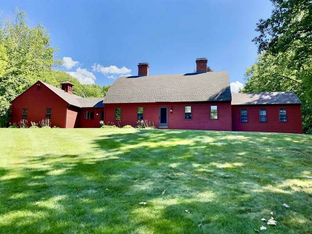 118 Rowell Hill Road, Sutton, NH 03260 (MLS #4824226) :: Parrott Realty Group