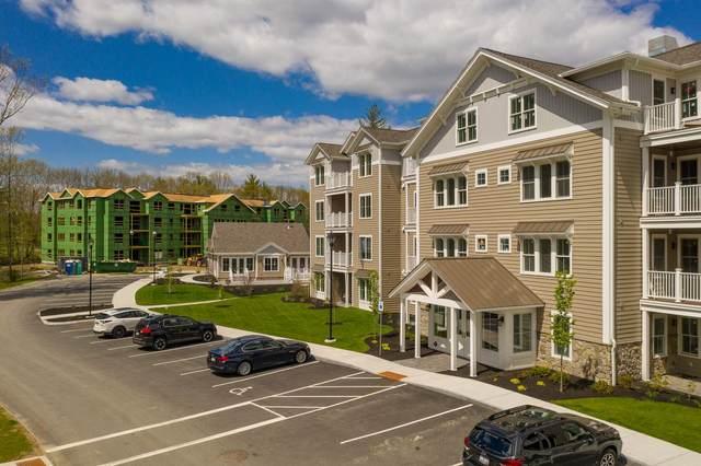 7 Willey Creek Road #204, Exeter, NH 03833 (MLS #4824267) :: Keller Williams Coastal Realty
