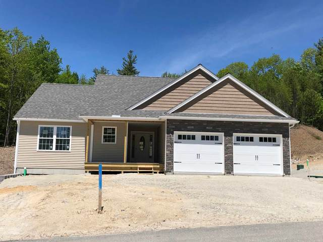 25 Ridgeview Drive #26, Candia, NH 03034 (MLS #4824697) :: Keller Williams Coastal Realty