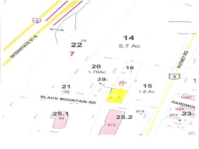 Lot 705.18 Black Mountain Road Lot 705.18, Brattleboro, VT 05301 (MLS #4825624) :: Signature Properties of Vermont
