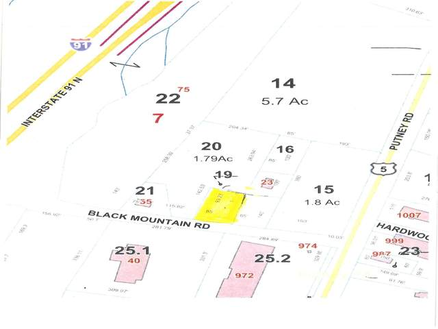 47 Black Mountain Road Lot 705.19, Brattleboro, VT 05301 (MLS #4825626) :: Signature Properties of Vermont