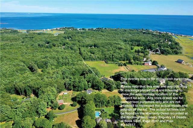 46 Chapel Road, North Hampton, NH 03862 (MLS #4825932) :: Keller Williams Coastal Realty