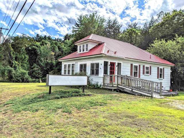 663 Old Center Road, St. Johnsbury, VT 05819 (MLS #4825942) :: The Hammond Team