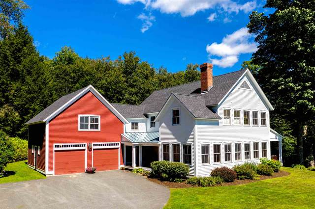 358 S Pinnacle Ridge Road #24, Waterbury, VT 05676 (MLS #4826007) :: The Gardner Group
