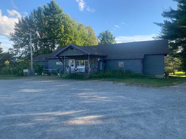540 Vt 15 Route, Morristown, VT 05661 (MLS #4826023) :: The Gardner Group