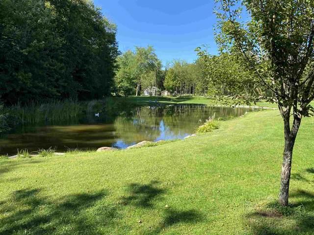 18 Beaver Pond Road, Fairfax, VT 05455 (MLS #4826242) :: Signature Properties of Vermont
