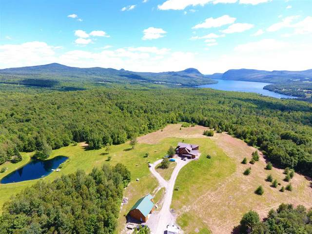 640 Whetstone Lane, Brownington, VT 05860 (MLS #4826286) :: Hergenrother Realty Group Vermont