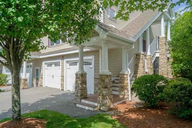 9 Manor Drive D, Hooksett, NH 03106 (MLS #4827026) :: Signature Properties of Vermont