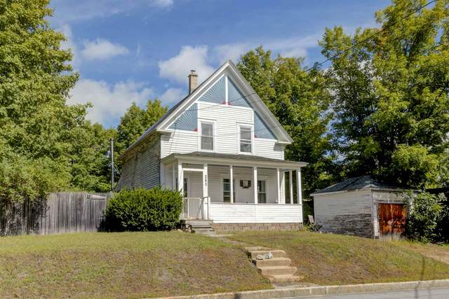 260 West Main Street, Conway, NH 03818 (MLS #4827144) :: Hergenrother Realty Group Vermont