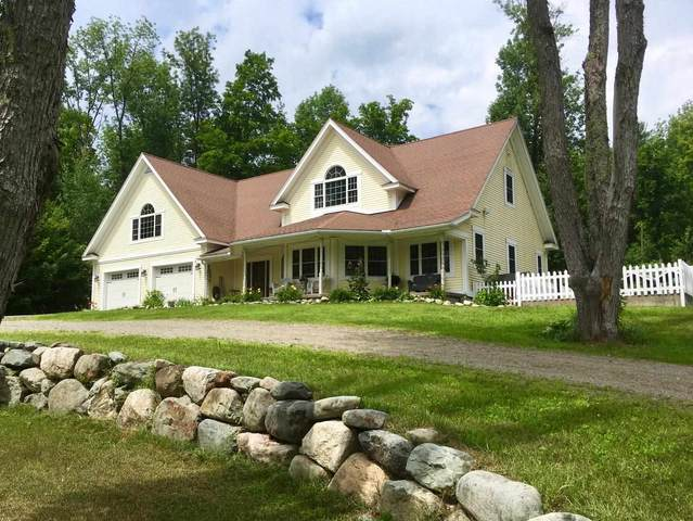178 Currier Drive, Irasburg, VT 05845 (MLS #4827185) :: Hergenrother Realty Group Vermont