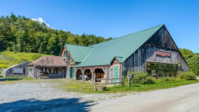 35 Wayside Road, Pomfret, VT 05091 (MLS #4827275) :: Signature Properties of Vermont