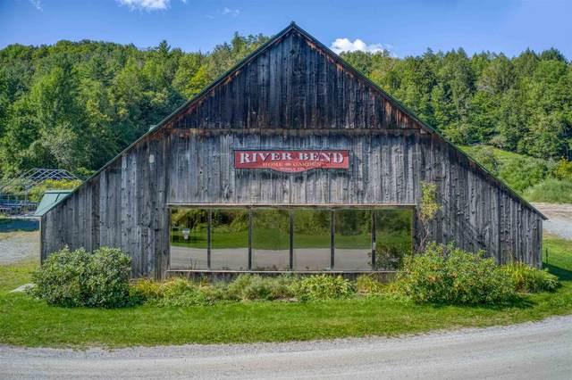 35 Wayside Road, Pomfret, VT 05091 (MLS #4827278) :: Signature Properties of Vermont