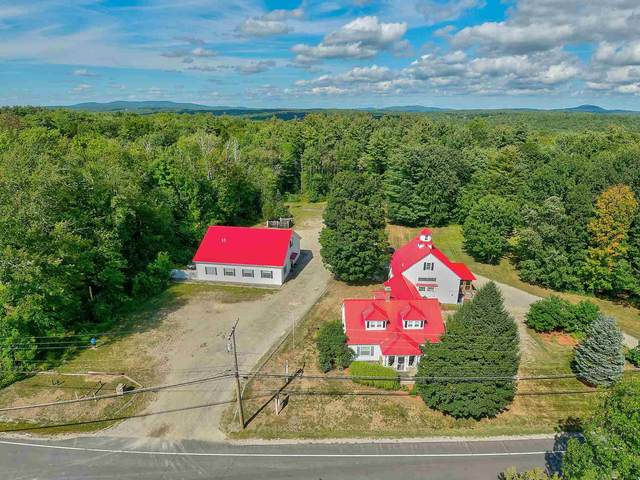 80 Raymond Road, Candia, NH 03034 (MLS #4827720) :: Signature Properties of Vermont