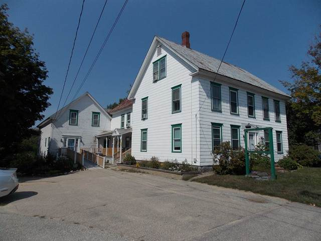 34-38 Washington Street, Conway, NH 03818 (MLS #4827744) :: Hergenrother Realty Group Vermont