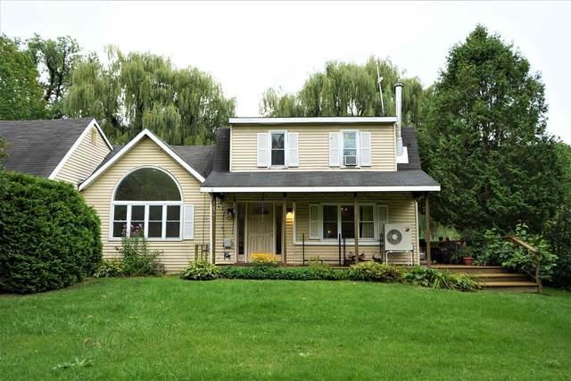1707 Lake Road, Milton, VT 05468 (MLS #4827877) :: The Gardner Group