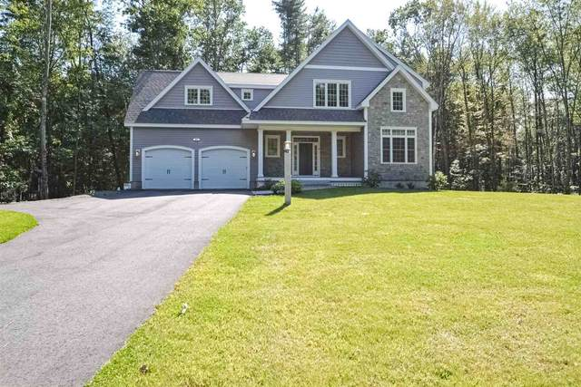 16 Wiggin Way, Stratham, NH 03885 (MLS #4827905) :: Team Tringali