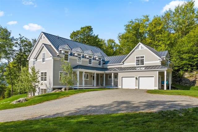 135 High Meadow Road, Winhall, VT 05340 (MLS #4827974) :: The Gardner Group