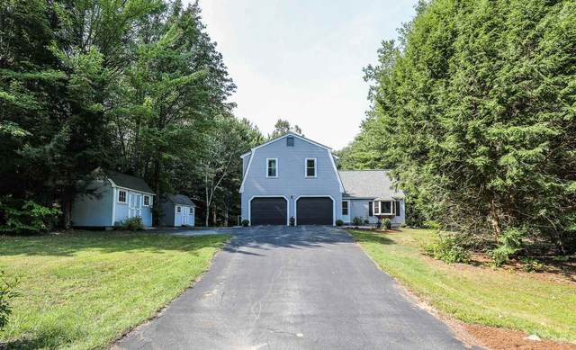 485 Highland Drive, Henniker, NH 03290 (MLS #4828089) :: Lajoie Home Team at Keller Williams Gateway Realty