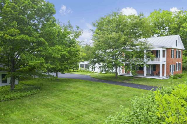 395 Main Street, Norwich, VT 05055 (MLS #4828212) :: Hergenrother Realty Group Vermont