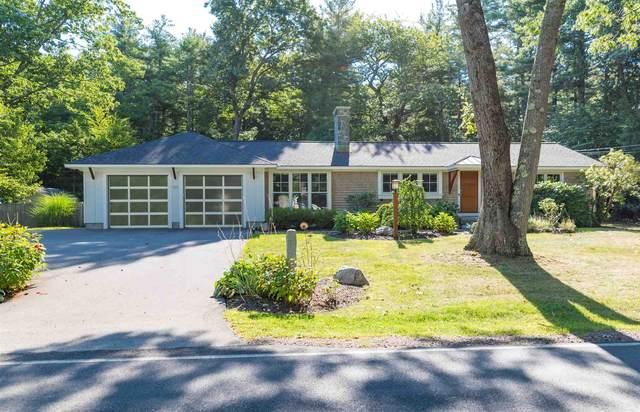 195 Mill Road, North Hampton, NH 03862 (MLS #4828263) :: Keller Williams Coastal Realty