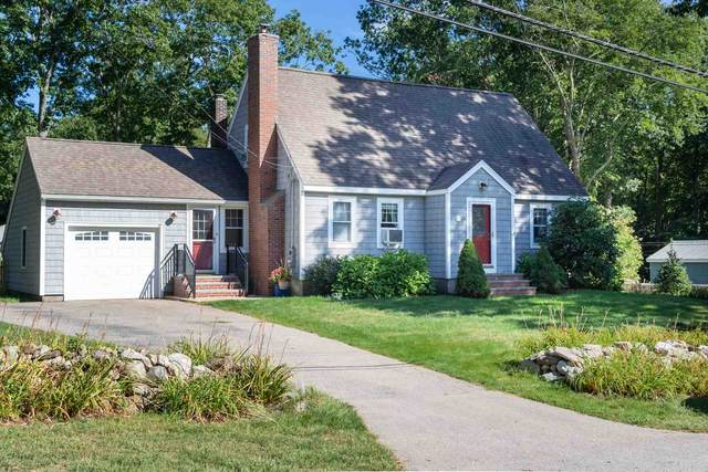 21 Pine Road, North Hampton, NH 03862 (MLS #4828341) :: Keller Williams Coastal Realty