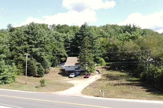 66 Route 129 Highway, Loudon, NH 03307 (MLS #4828353) :: Team Tringali