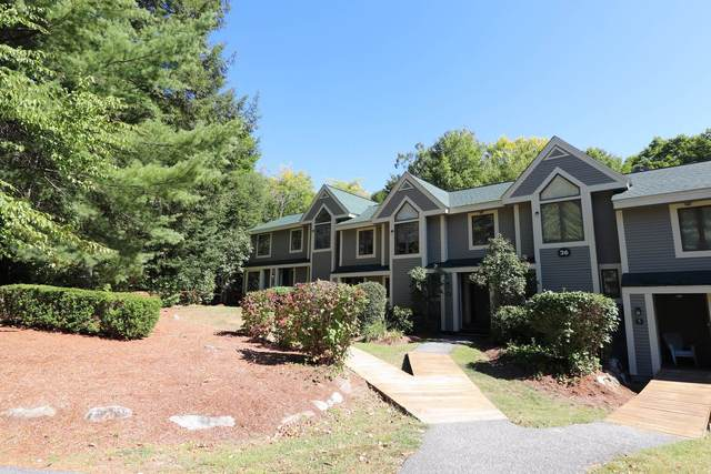 26 Woodsview Lane #2, Lincoln, NH 03251 (MLS #4828465) :: Team Tringali