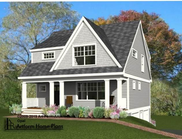 Lot 8 Smoke Street #8, Barrington, NH 03825 (MLS #4828555) :: Keller Williams Coastal Realty