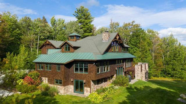 18 Rocky Dell Road, Winhall, VT 05340 (MLS #4828561) :: The Gardner Group