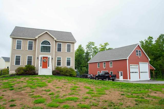 19 Waterford Drive, Sandown, NH 03873 (MLS #4828700) :: Team Tringali
