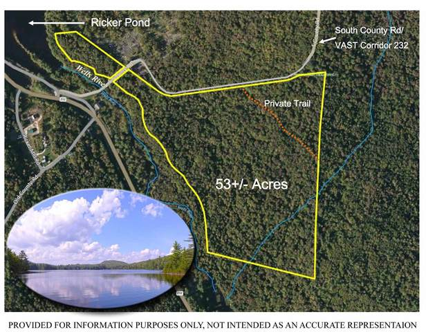 902 South County Road, Groton, VT 05046 (MLS #4828889) :: Parrott Realty Group