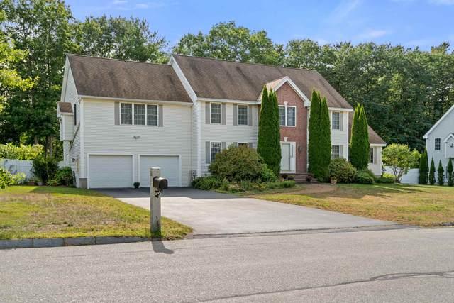 36 Nathaniel Drive, Portsmouth, NH 03801 (MLS #4828950) :: Keller Williams Coastal Realty