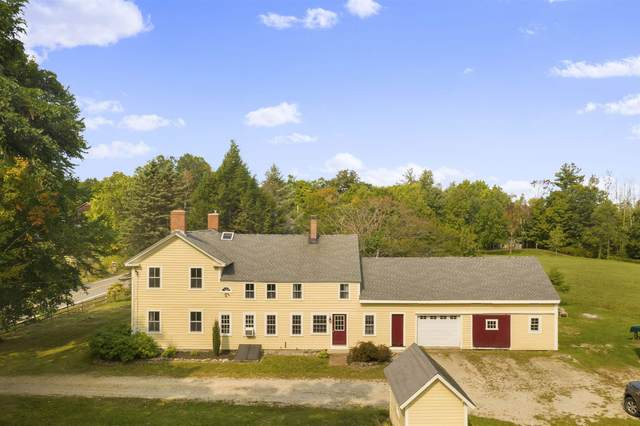 181 Haverhill Road, Chester, NH 03036 (MLS #4829204) :: Lajoie Home Team at Keller Williams Gateway Realty