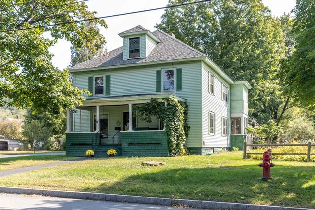 10 Prospect West Street, Lebanon, NH 03784 (MLS #4829214) :: Hergenrother Realty Group Vermont