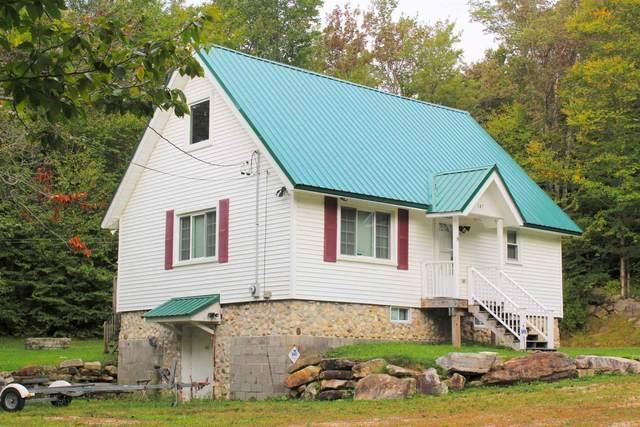 149 Hillside Road, Woodford, VT 05201 (MLS #4829270) :: Lajoie Home Team at Keller Williams Gateway Realty
